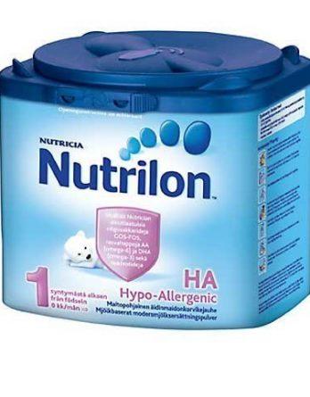 NUTRILON HYPO-ALLERGENIC 1-jauhe 400 g