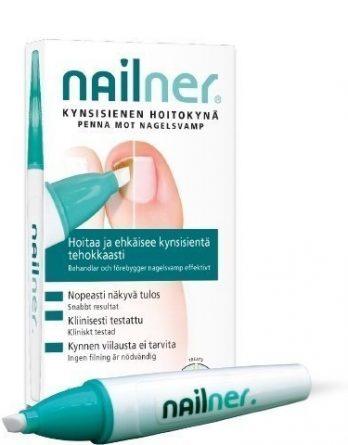 Nailner Kynsisienen hoitokynä 4 ml