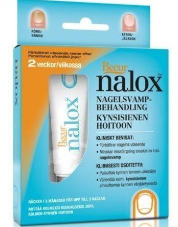 Nalox kynsivaurioiden hoitoon 10 ml