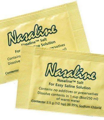 Nasaline Salt Till Nässköljning 20 kpl