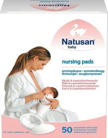 Natusan Baby Amningskupor 50st