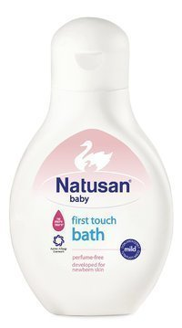 Natusan Baby First Touch Bath 250 ml
