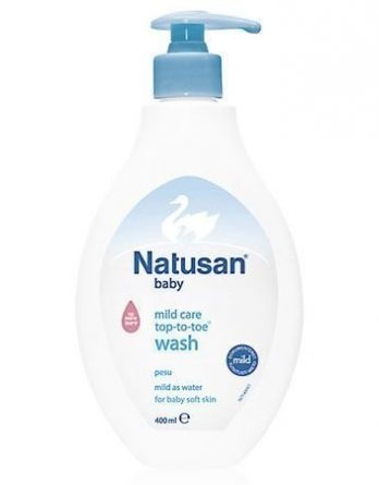 Natusan Baby Top-To-Toe® Pesuneste