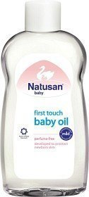 Natusan First Touch Baby Oil 200 ml