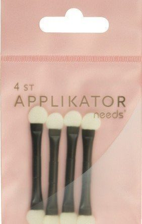 Needs Applikatorer 4 kpl