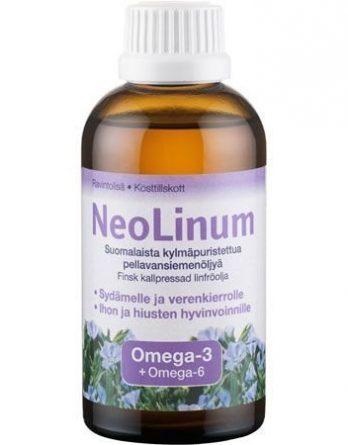 Neo-Linum pellavansiemenöljy