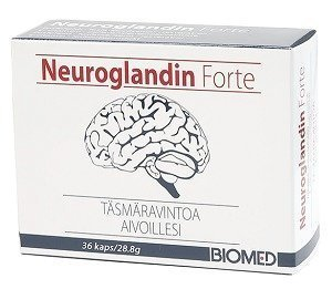 Neuroglandin Forte 36 kaps.