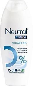 Neutral Shower Gel 250 ml Hajusteeton