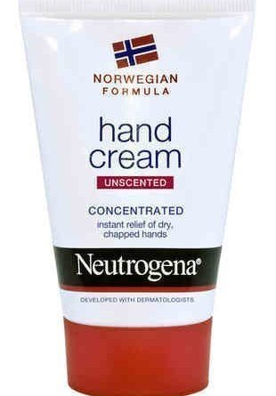 Neutrogena Norwegian Formula Concentrated Hand Cream Hajusteeton 50 ml
