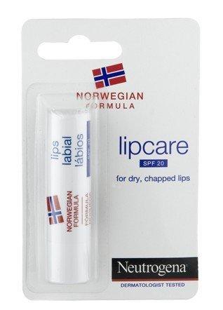 Neutrogena Norwegian Formula Lip Care Spf 20 4