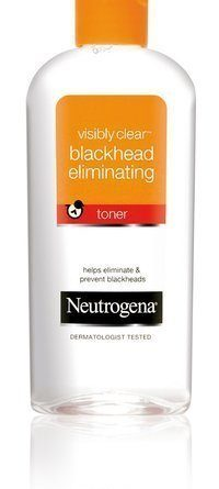 Neutrogena Visibly Clear Blackhead Eliminating Cleanser 200 ml