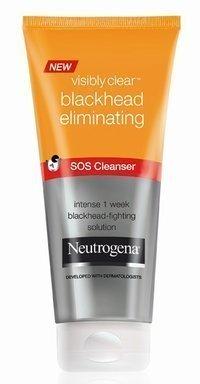Neutrogena Visibly Clear Blackhead Eliminating SOS Cleanser 100 ml