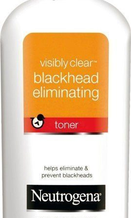Neutrogena Visibly Clear Blackhead Eliminating Toner 200ml