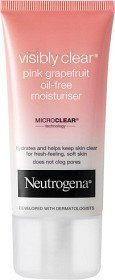 Neutrogena Visibly Clear Pink Grapefruit Oil Free Moisturiser 50 ml