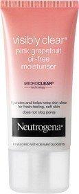 Neutrogena Visibly Clear Pink Grapefruit Oil Free Moisturiser 50 ml
