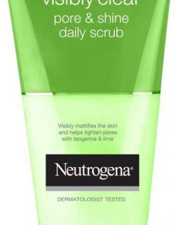 Neutrogena Visibly Clear Pore & Shine Daily Scrub 150ml