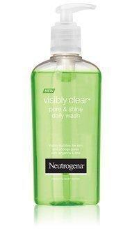 Neutrogena Visibly Clear Pore & Shine Daily Wash 200 ml