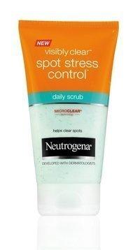 Neutrogena Visibly Clear Spot Stress Control Daily Scrub 150 ml