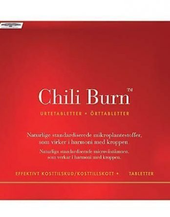 New Nordic Chili Burn™ 60 tabl