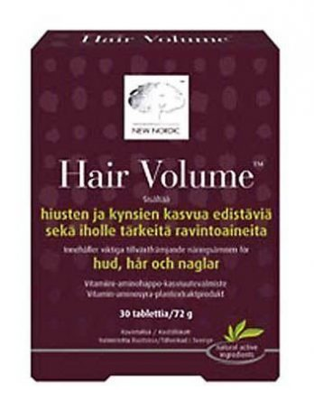 New Nordic Hair Volume ™