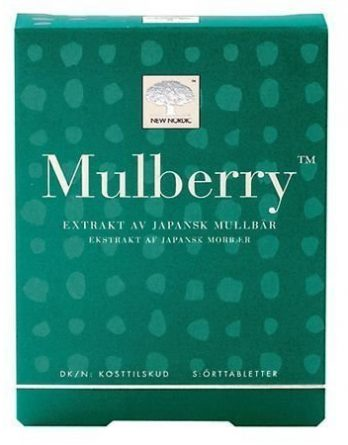 New Nordic Mulberry™ 120 tabl