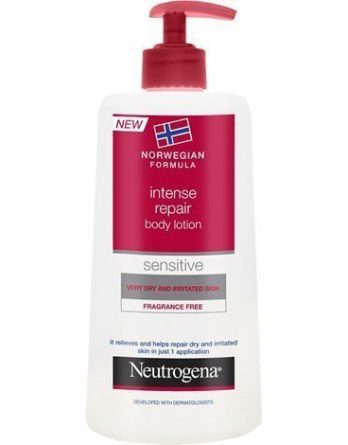 Norwegian Formula Intense Repair Body Lotion Dry & Sensitive 400ml
