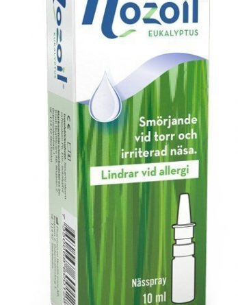 Nozoil Eukalyptus Nuhaspray 10 ml
