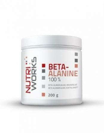 Nutri Works Beta-alaniniini jauhe 200g