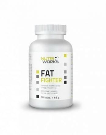 Nutri Works Fat Fighter 90 kaps.