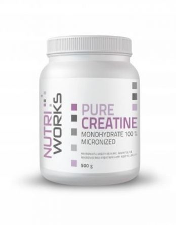 Nutri Works Pure Creatine Monohydrate 500g
