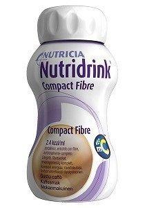 Nutridrink Compact Fibre 4 X 125ml MOKKA