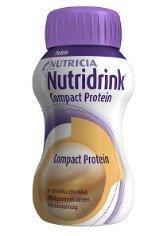 Nutridrink Compact Protein 4 x 125 ml MOKKA