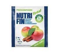 Nutrifin Total omena-kaneli proteiinipuurojauhe 68 g