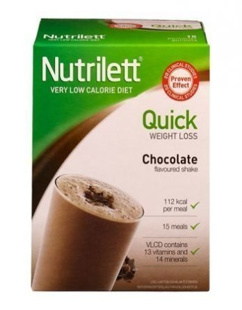 Nutrilett VLCD Chocolate Shake 15 annosta