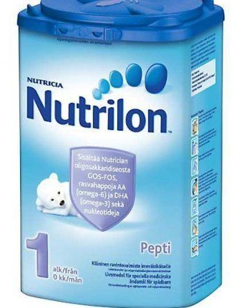 Nutrilon Pepti 1-jauhe 800 g