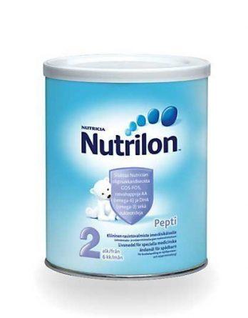 Nutrilon Pepti 2-jauhe 450 g