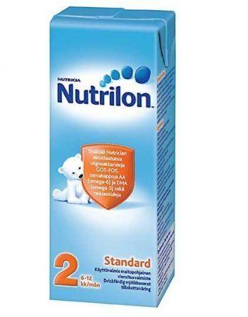 Nutrilon Standard 2 -Äidinmaitokorvike 2dl 15 kpl
