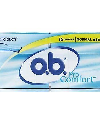 O.B. ProComfort Tamponi Normal 16 kpl