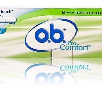 O.B. ProComfort Tamponi Super Plus 16 kpl