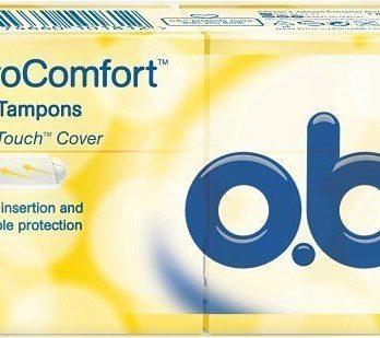O.B. Procomfort Mini Tampong 16st