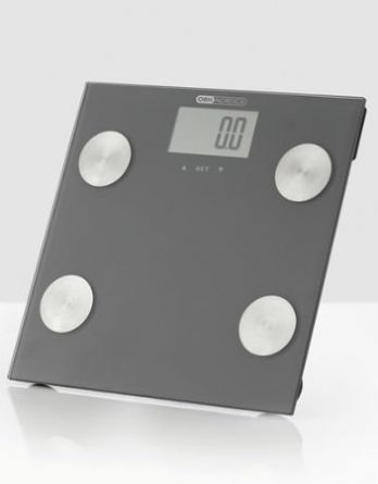 OBH Nordica Fitness Body composition scale -vaaka