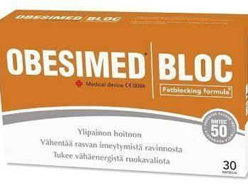 Obesimed Bloc 30 kapselia