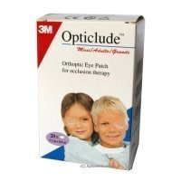 Opticlude silmälappu Maxi 20 kpl