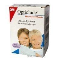 Opticlude silmälappu Mini 20 kpl