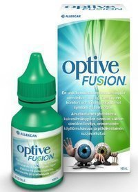 Optive Fusion silmätipat 10 ml