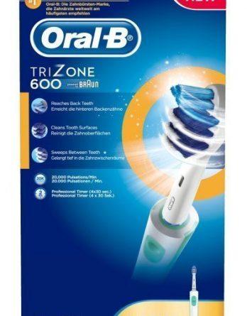 Oral-B Trizone 600 Sähköhammasharja