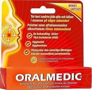 Oralmedic Aftea Vastaan