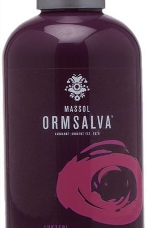 Ormsalva Massageolja 200 ml