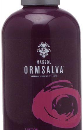Ormsalva Massageolja 200 ml