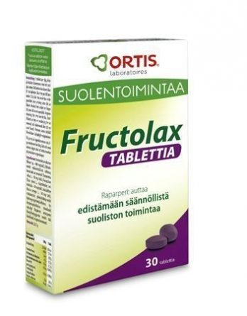 Ortis Fructolax tabletit